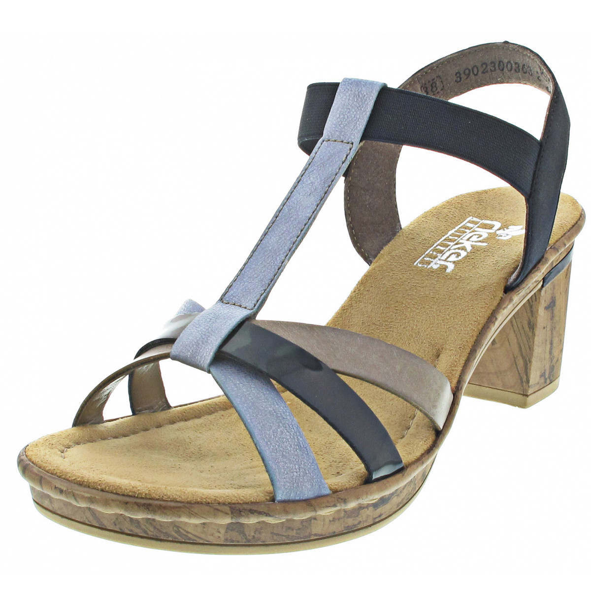 Brütting LI-Boot Girl High V Stiefel TEX blau