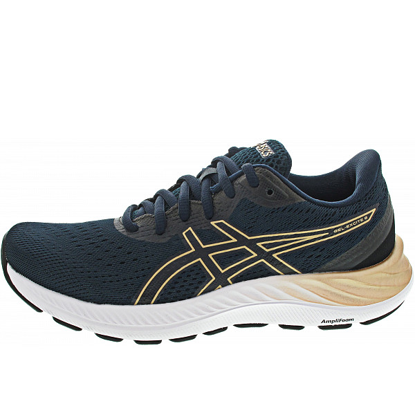 Asics Gel-Excite 8 Sportschuh french blue-champagne