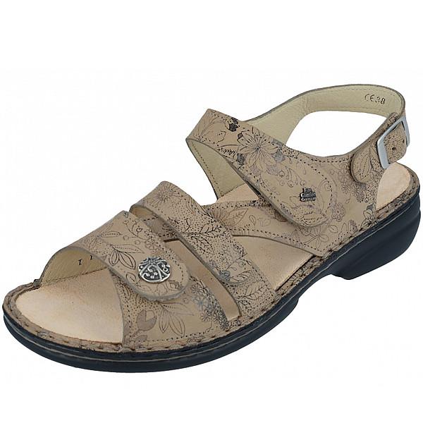 Finn Comfort Sandale beige