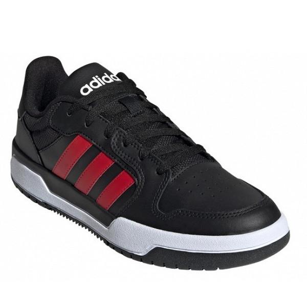 adidas Entrap Sportschuh black/ red