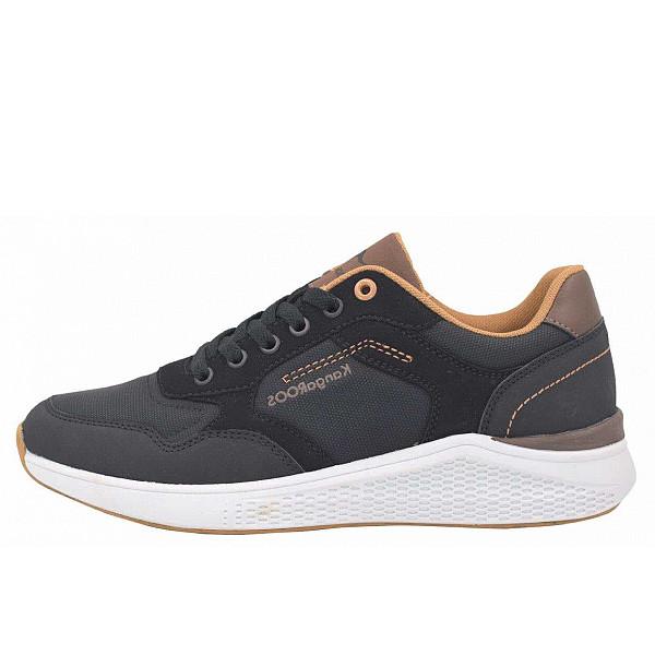 KangaRoos Sneaker schwarz