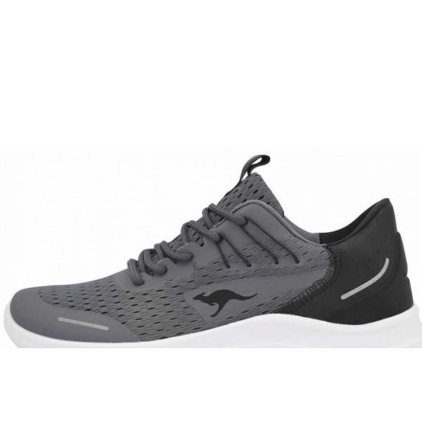KangaRoos Sneaker grau