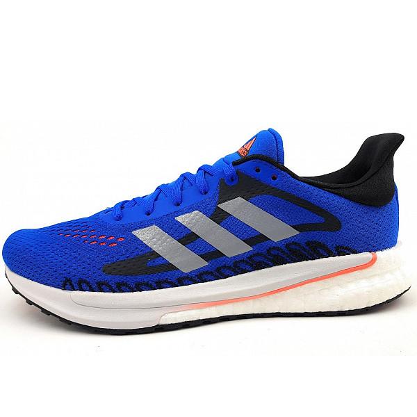 adidas Solar Glide Laufschuh blue silver