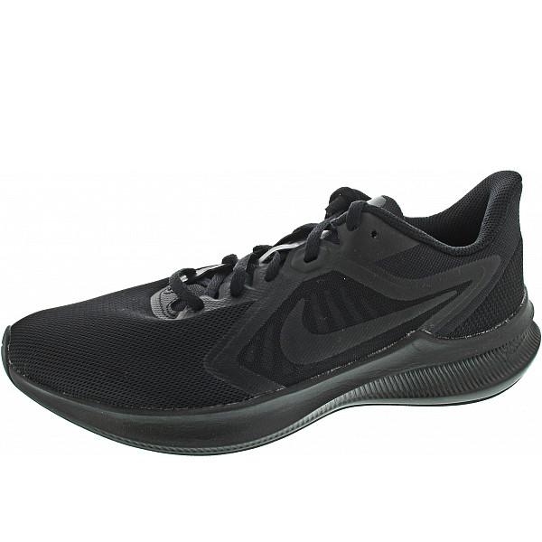 Nike Downshifter 10 Sneaker black-black-grey