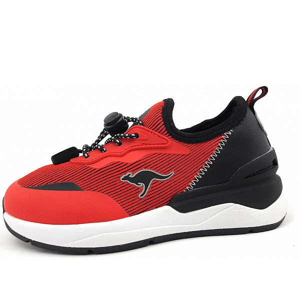 KangaRoos KD-Cross Laufschuh fiery red
