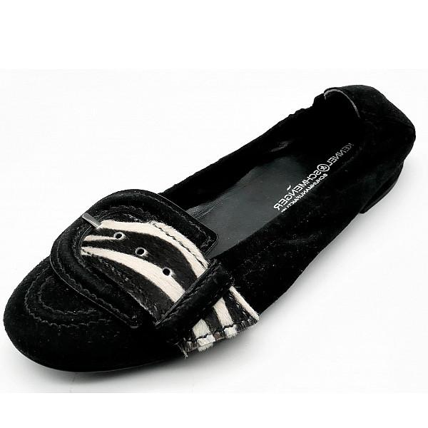 Kennel + Schmenger Ballerina schwarz zebra
