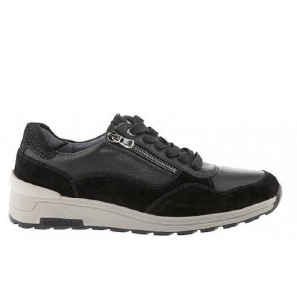 Waldläufer H-Etienne schwarz Sneaker schwarz