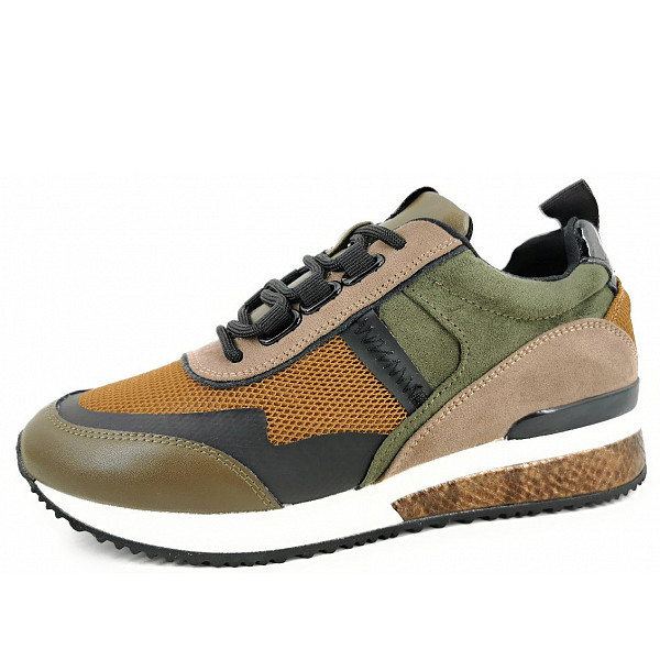 La Strada Sneaker 1071 khaki