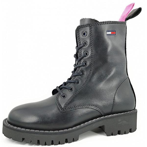 Tommy Hilfiger Boots BDS black