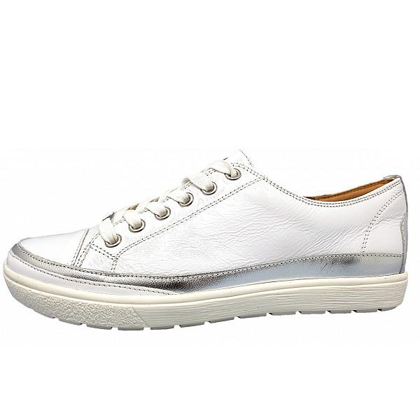 Caprice Sneaker white lack