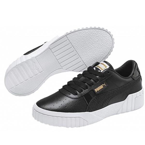 Puma Sneakers Puma Black-Gold