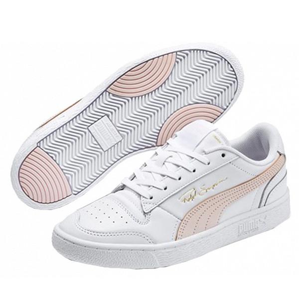 Puma Sneakers Puma White - Rosewater - Puma White