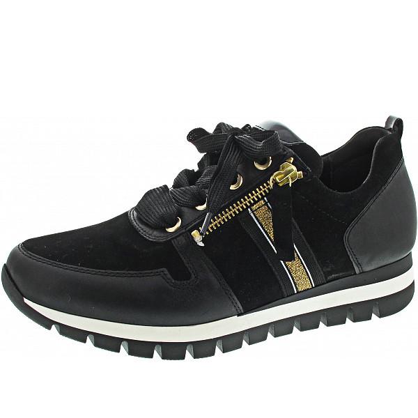 Gabor Comfort Sneaker schwarz (oro)