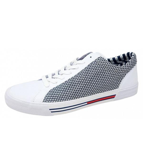 Tommy Hilfiger Sneaker weiss kombi
