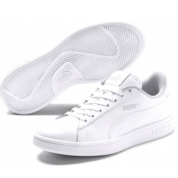 Puma 5mashv2L Jr Sneaker white