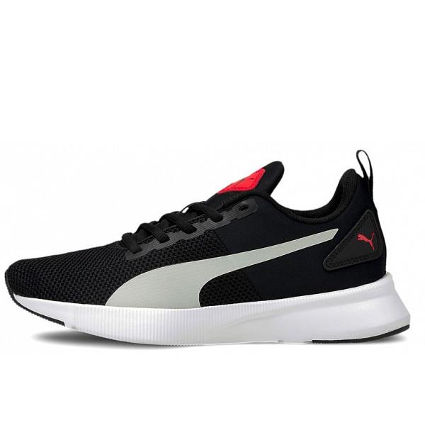 Puma Flyer Runner Jr Sportschuh black/ grey