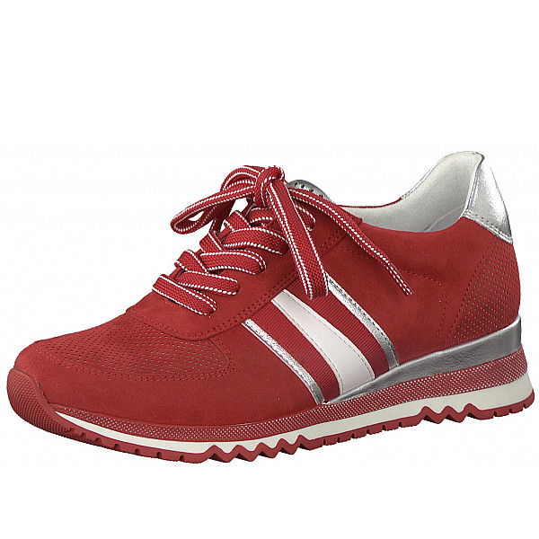 Marco Tozzi Sneaker red combi