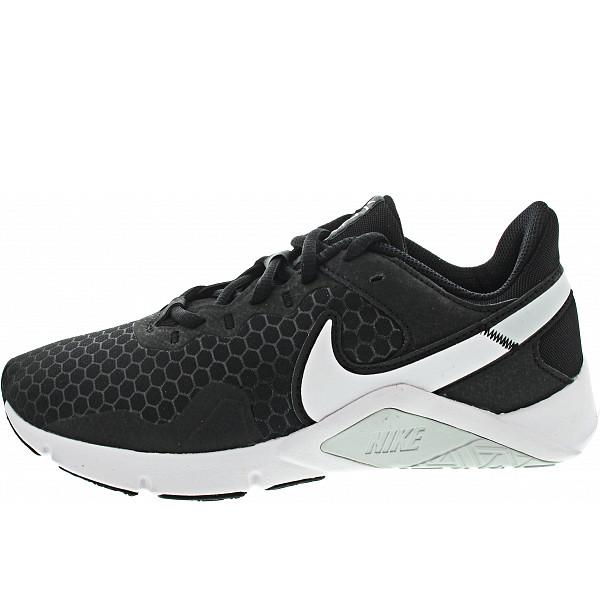 Nike W Legend Essential 2 Sneaker black-white-pure plataniu
