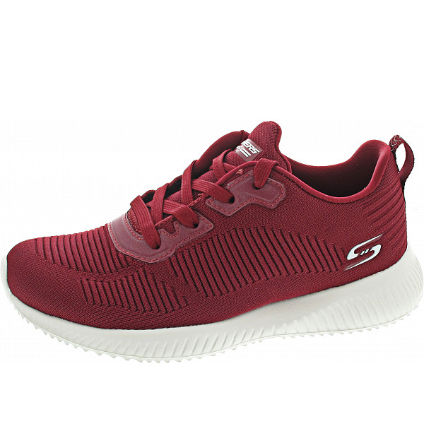 Skechers Bobs Squad Tough Talk Sneaker red