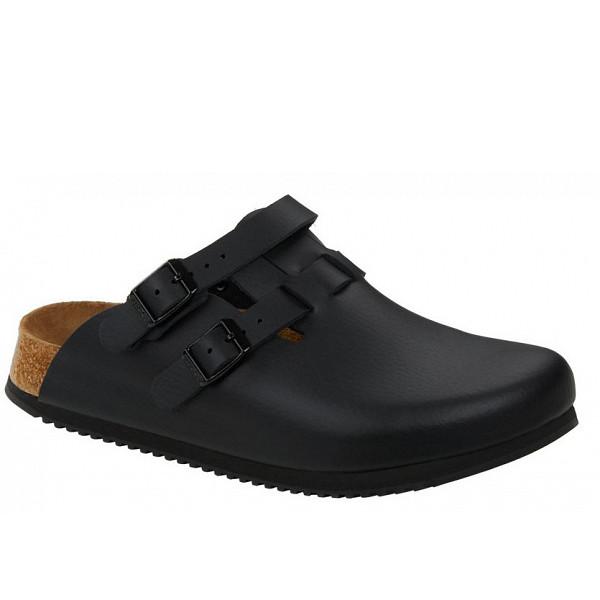 Birkenstock Pantolette black