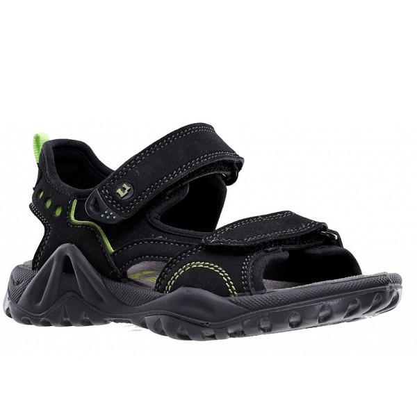 Lurchi Manni Sandale black