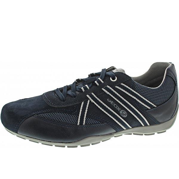 Geox U Ravex Sneaker navy