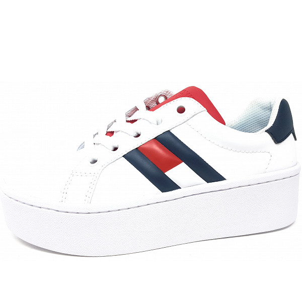 Tommy Hilfiger Sneaker red/ white/ blue