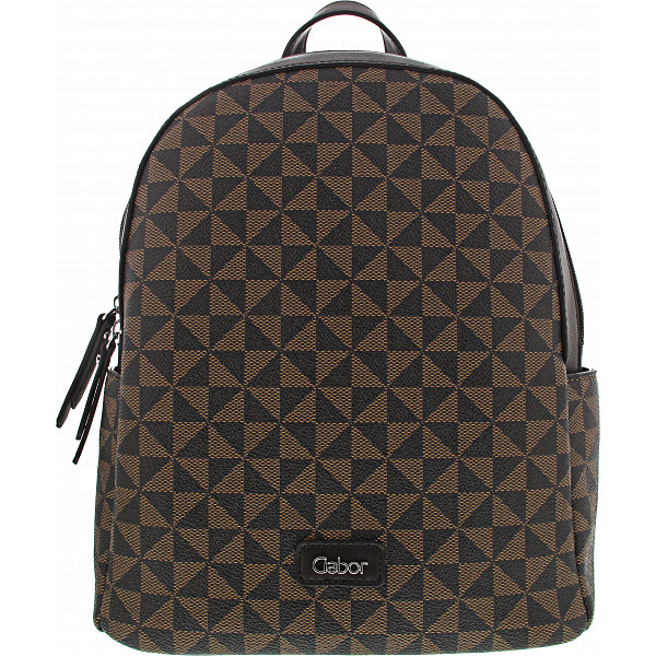 Gabor Barina Backpack Rucksack printed brown