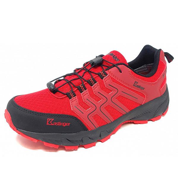 Kastinger Trailrunner Wanderschuh red/ black