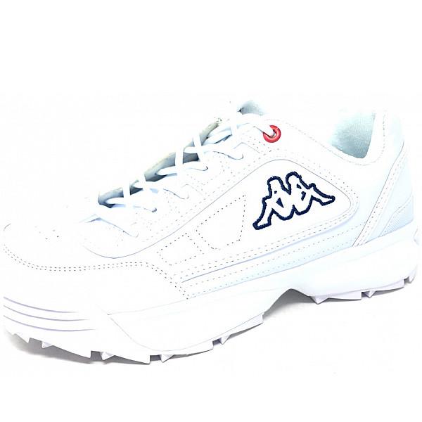 Kappa Rave NC Sportschuh 1010 white