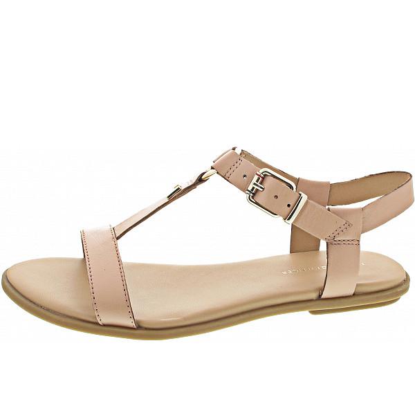 Tommy Hilfiger Feminine Flat Sandal Sandale sandbank