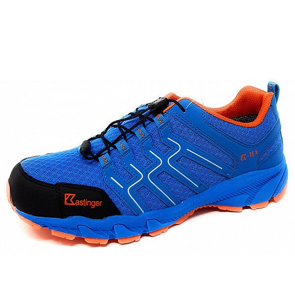 Kastinger Trailrunner Wanderschuh blue/ orange