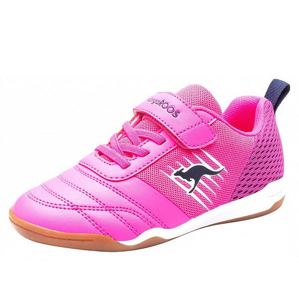 KangaRoos Super Court EV Sportschuh pink/fuchsia