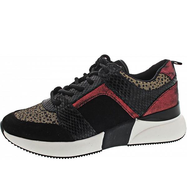 La Strada Sneaker cheetah glitter-multi