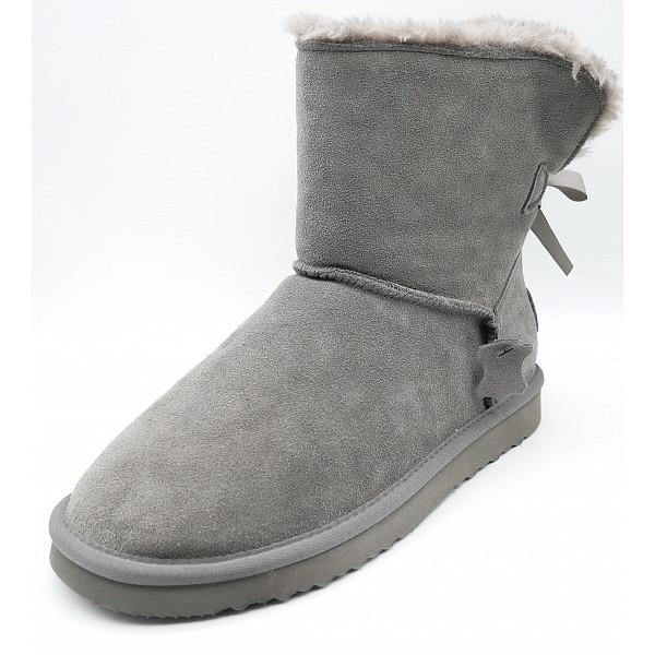 OOG Boots grau