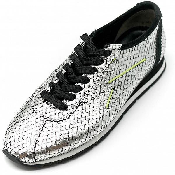 Kennel + Schmenger Sneaker silver schwarz