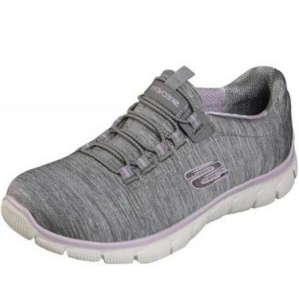 Skechers Empire grau Sneaker grau mel.