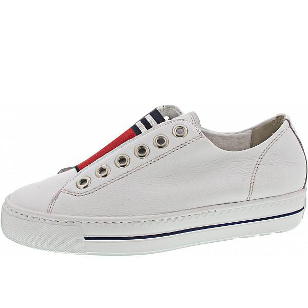 Paul Green Slipper WHITE/RED