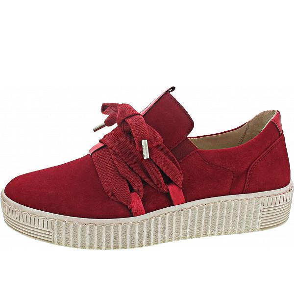 Gabor Sneaker rubin/rosso