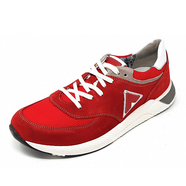 Sioux Natovan 701 Sneaker rosso