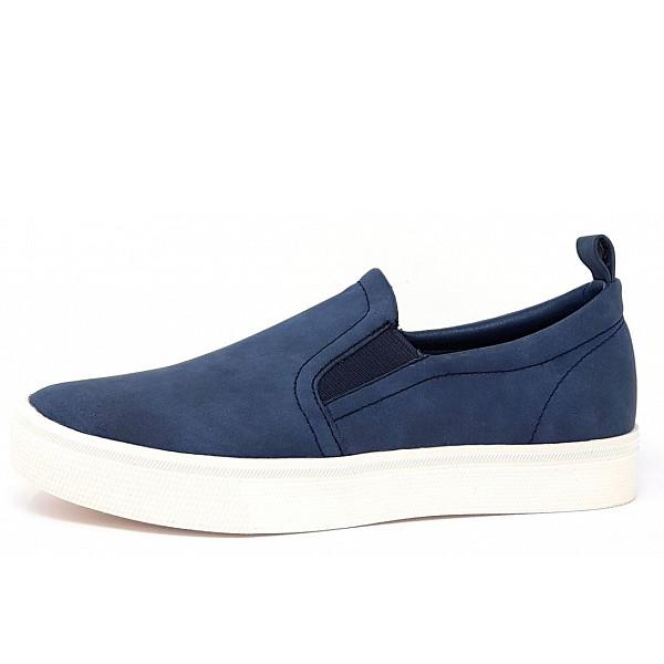 Esprit Slipper blau
