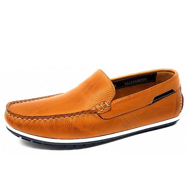 Salamander Carlos Boots cognac