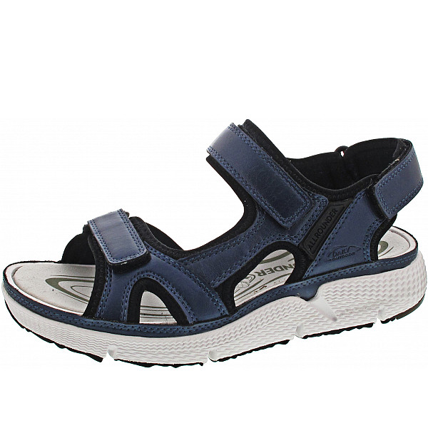 Allrounder by Mephisto Its Me Sandale dress blue