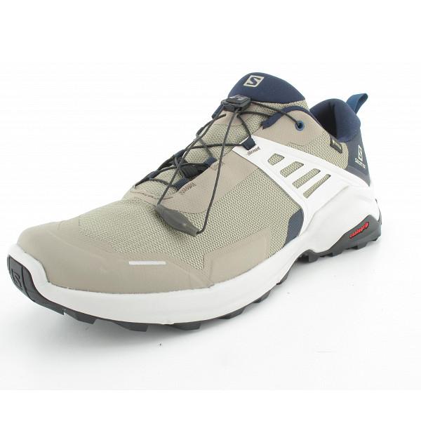 Salomon X Raise GTX Sneaker low Grau