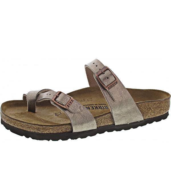 Birkenstock Mayari BF Graceful taupe Birkenstock graceful taupe