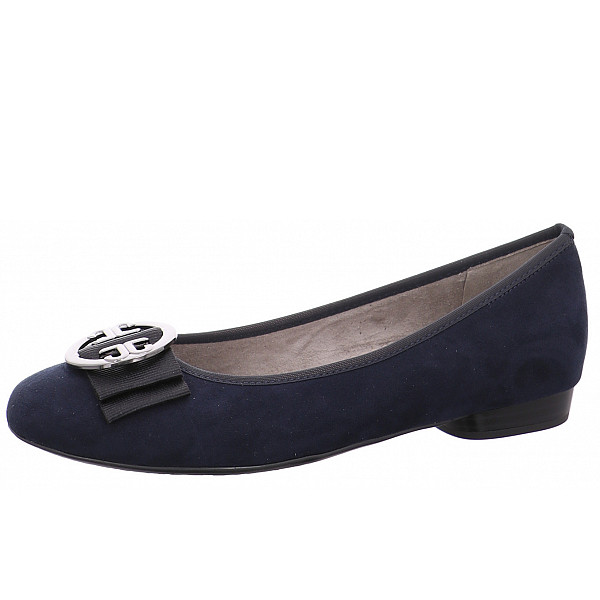 Jenny by Ara Ballerinas blau