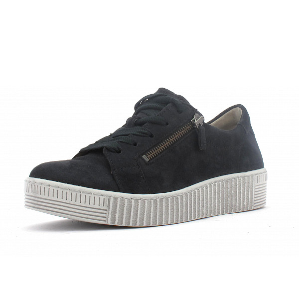 Gabor blau Sneaker Blau