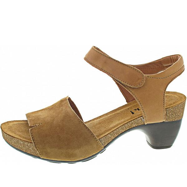 Think TRAUDI Sandalette COGNAC/KOMBI
