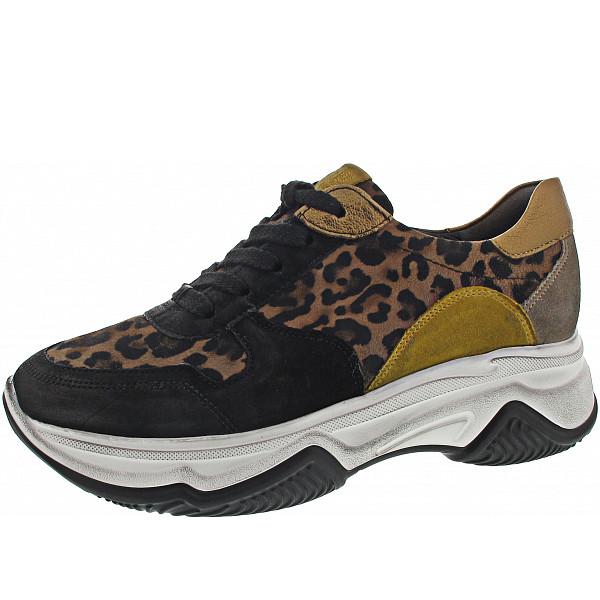 Paul Green Sneaker schwarz-sahara