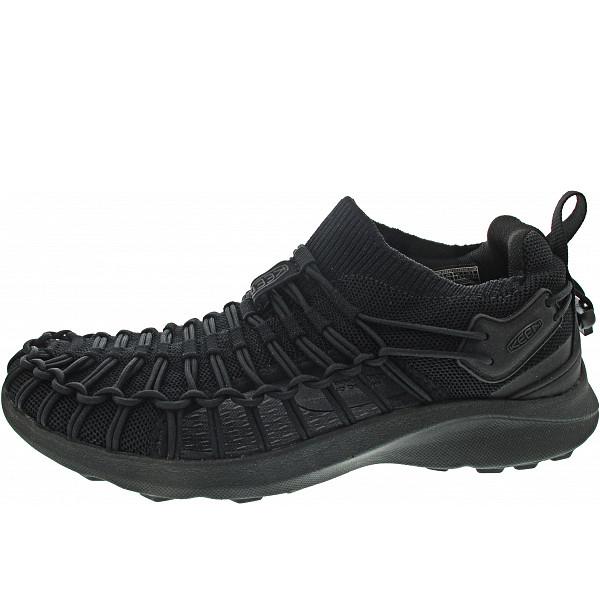 KEEN Uneek Snk Slip-On Sandale black-black